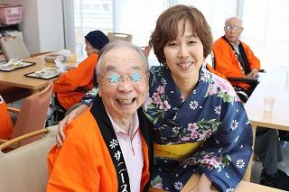 2019.08.19サニーステージ横濱吉野町、納涼祭の様子です。